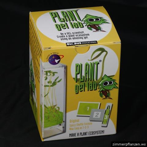 plant gel lab verpackung